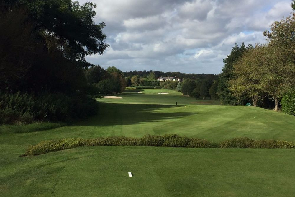 Woodcote Park golf Club